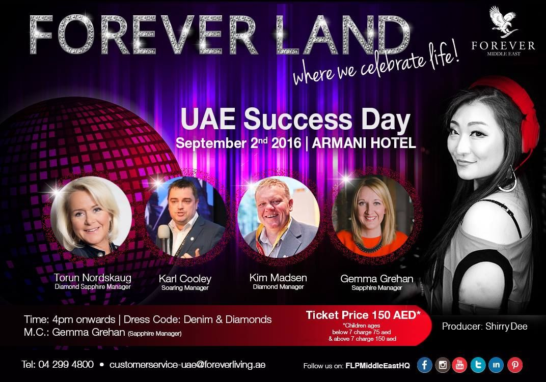 Our Success Day Is Approaching And We Are Very Excited Here Is A Sneak Peak Into Who Will Be Attending K Forever Living Products Celebration Of Life Life