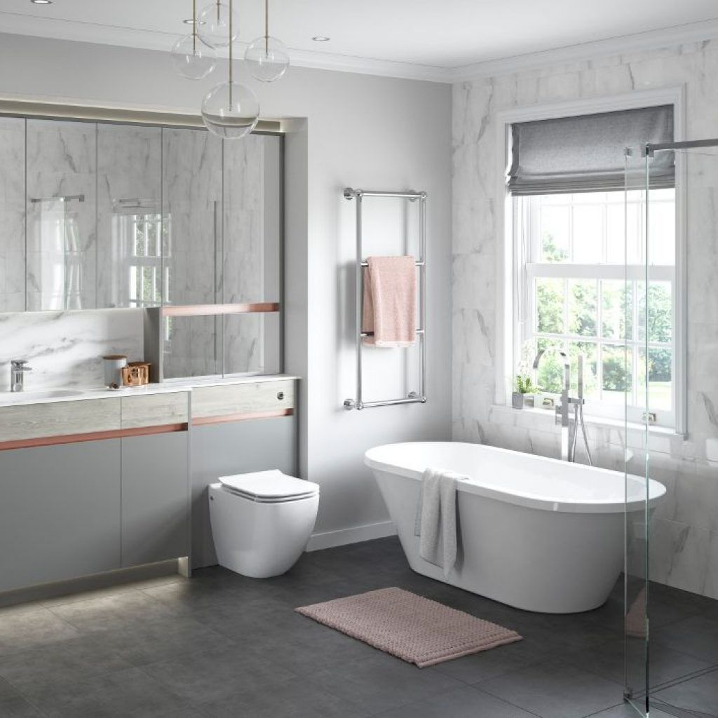 Utopia Bathroom Furniture - Contemporary Fitted Bathroom Furniture