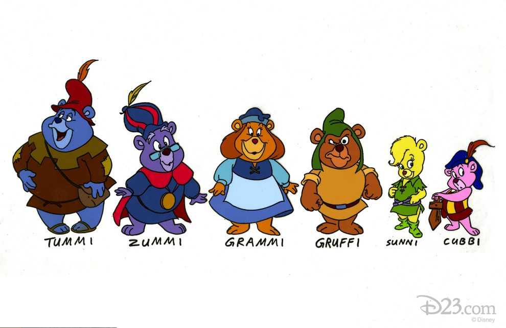sex bears Cartoon gummi