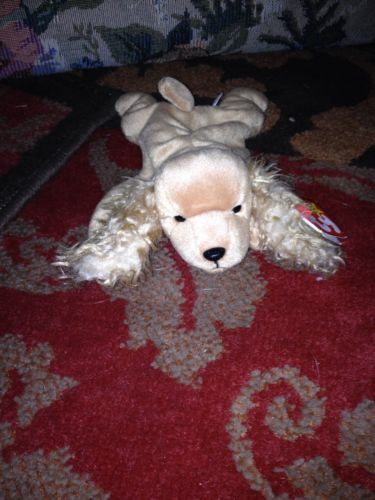 Spunky Beanie Baby  8 starting bid  dd7436b6065