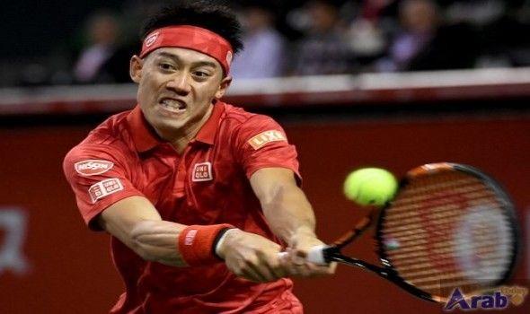 Nishikori survives scare in Tokyo opener