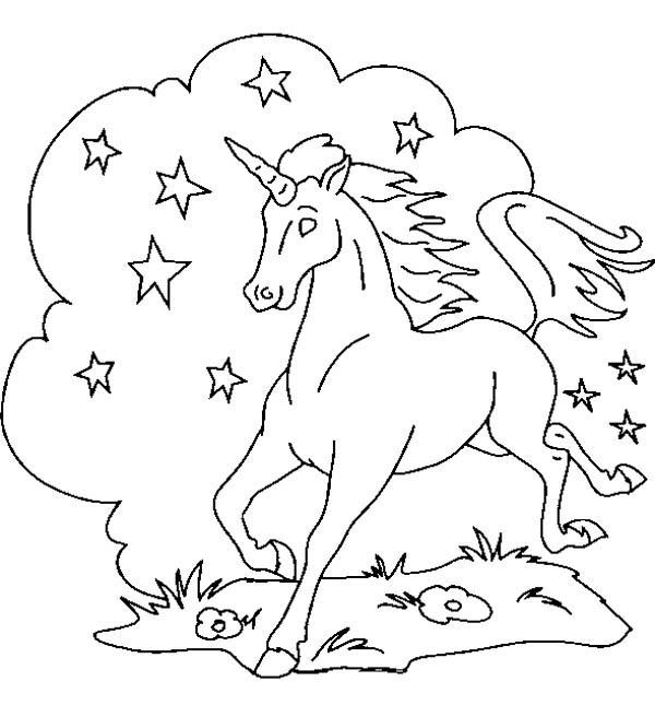 Strong Pegasus Coloring Page Netart Malvorlagen Pferde Malvorlage Eule Einhorn Bilder