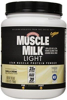 Cytosport muscle milk powder cookies and creme recipes