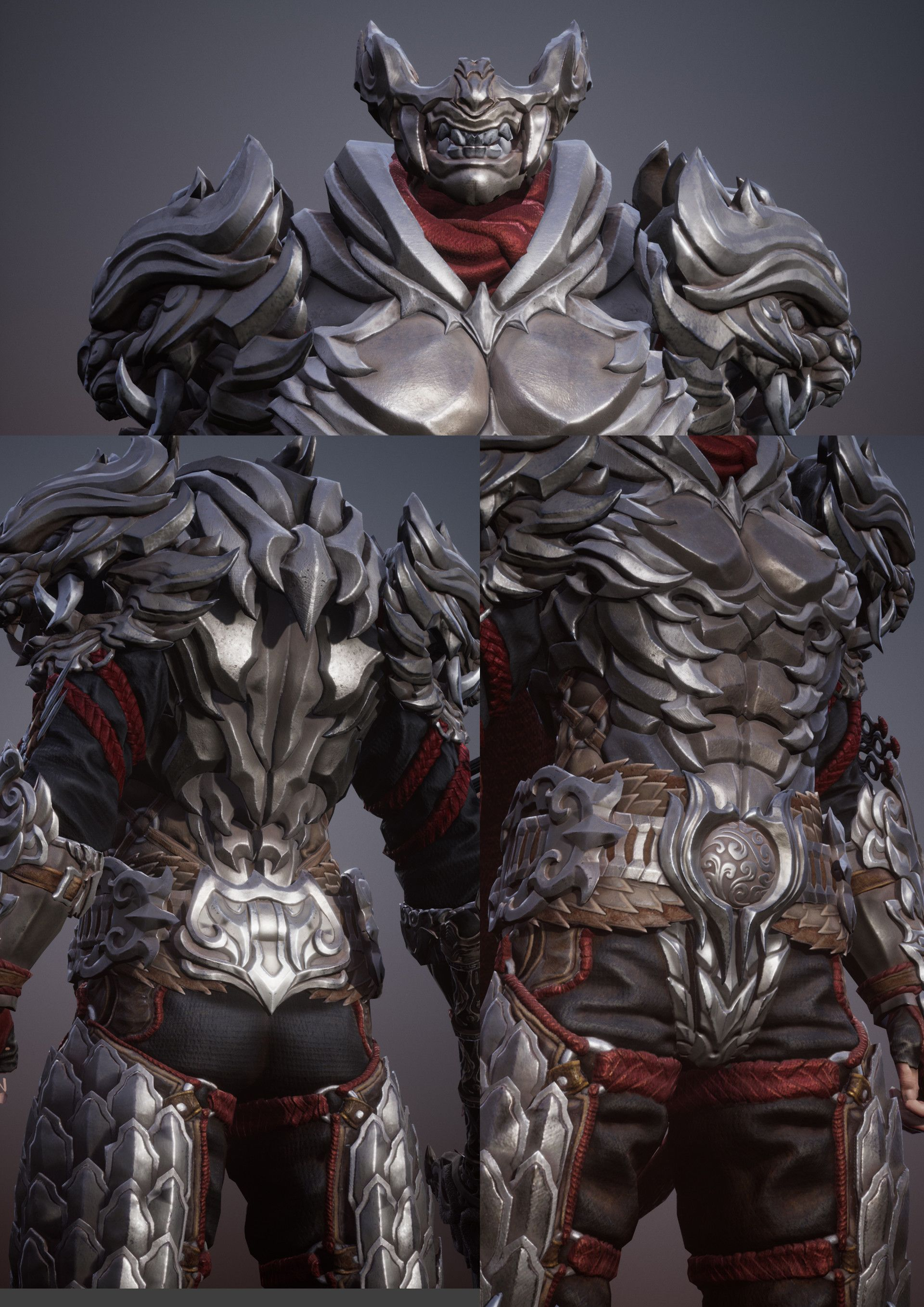 Artstation Warrior Fang Woo In 2020 Fantasy Armor Armor Concept Dragon Armor Unenchanted armor will begin to appear throughout skyrim at level 40 and enchanted variants can be found at level 41. pinterest