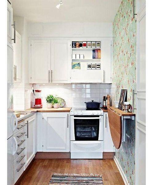 Resultado de imagen para cocinas peque as sencillas for Cocinas pequenas y sencillas