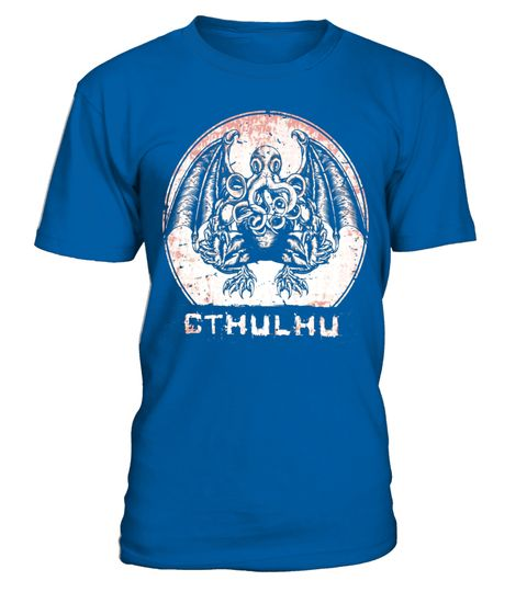 "# Cthulhu Sigil T Shirt - Halloween cthulhu shirt distressed .  Special Offer, not available in shops      Comes in a variety of styles and colours      Buy yours now before it is too late!      Secured payment via Visa / Mastercard / Amex / PayPal      How to place an order            Choose the model from the drop-down menu      Click on ""Buy it now""      Choose the size and the quantity      Add your delivery address and bank details      And that's it!      Tags: squid, lovecraft…"