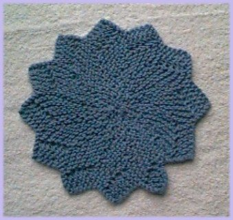 Knitted round dishcloth mielkes fiber arts crochetknitting knitted round dishcloth mielkes fiber arts crochetknitting pinterest fiber art crochet and knitting patterns dt1010fo