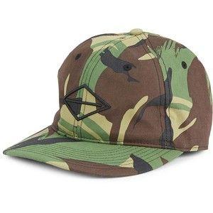 3715cf7e1fa Rag   Bone Camouflage Baseball Cap