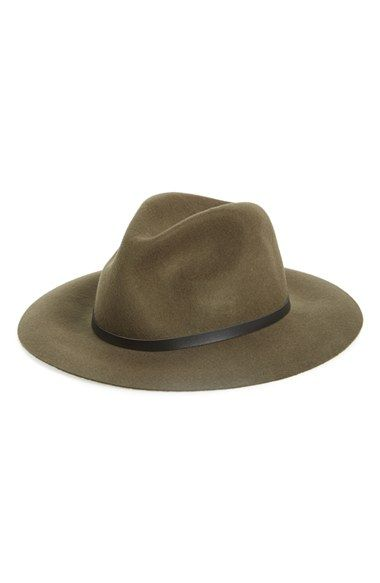 Free shipping and returns on Topshop Classic Fedora at Nordstrom.com. Ribbon trim adds a prim touch to a classic felt fedora.