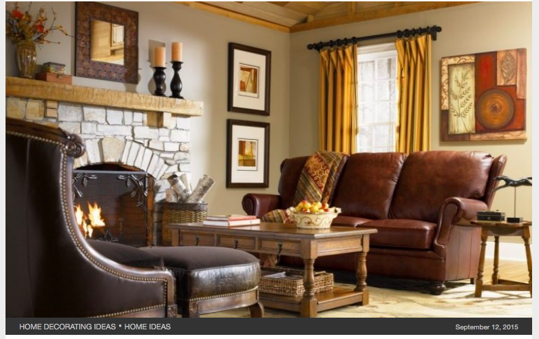 Pleasing Modern Or French Country Rustic Leather Sofa Country Style Dailytribune Chair Design For Home Dailytribuneorg