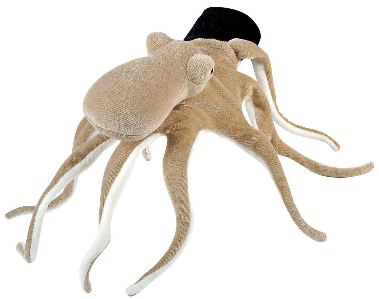 PuppetU.com - Beleduc Octopus Little Glove Puppet 10 inches, $8.74 (http://store.puppetu.com/beleduc-octopus-little-glove-puppet-10-inches/)