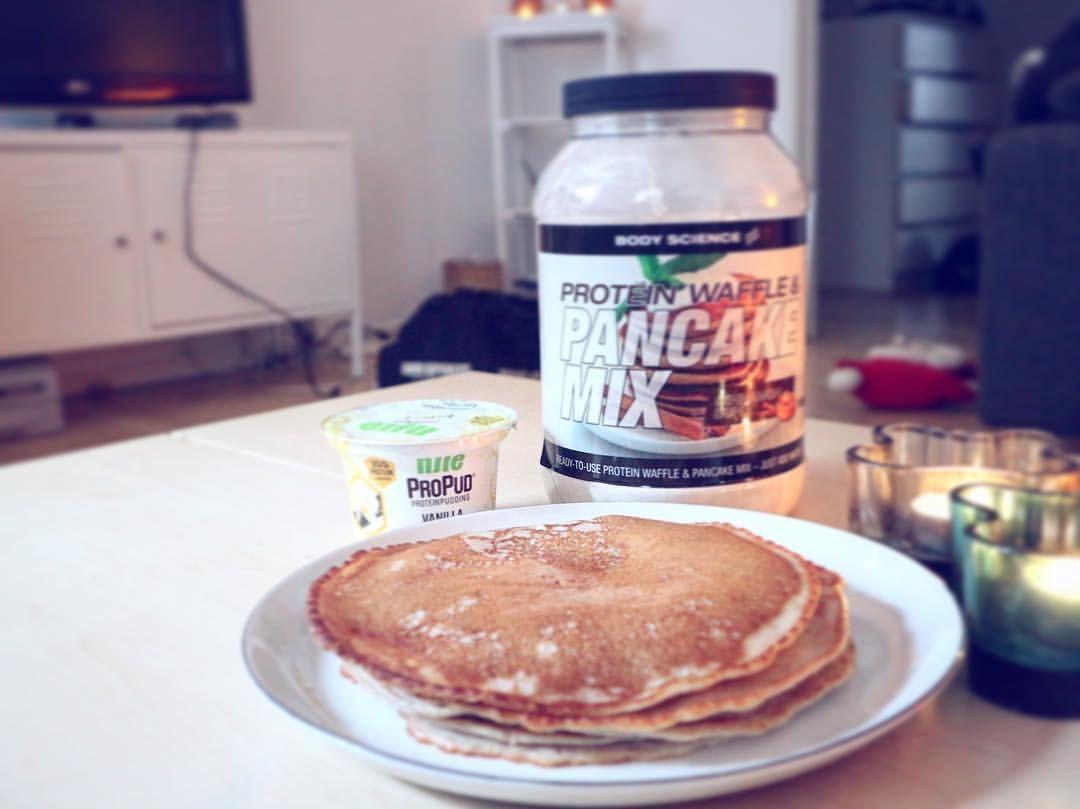 protein pandekage mix