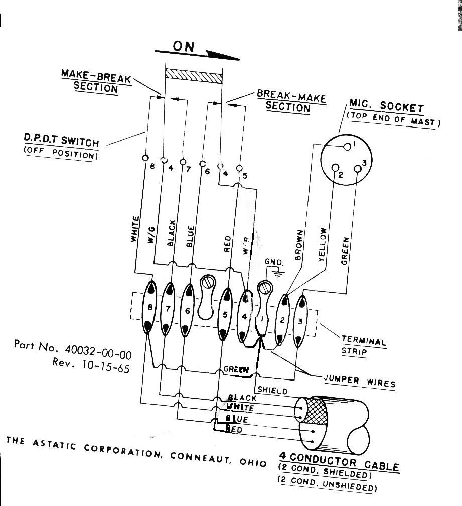 on 520 kenwood microphone wiring diagram