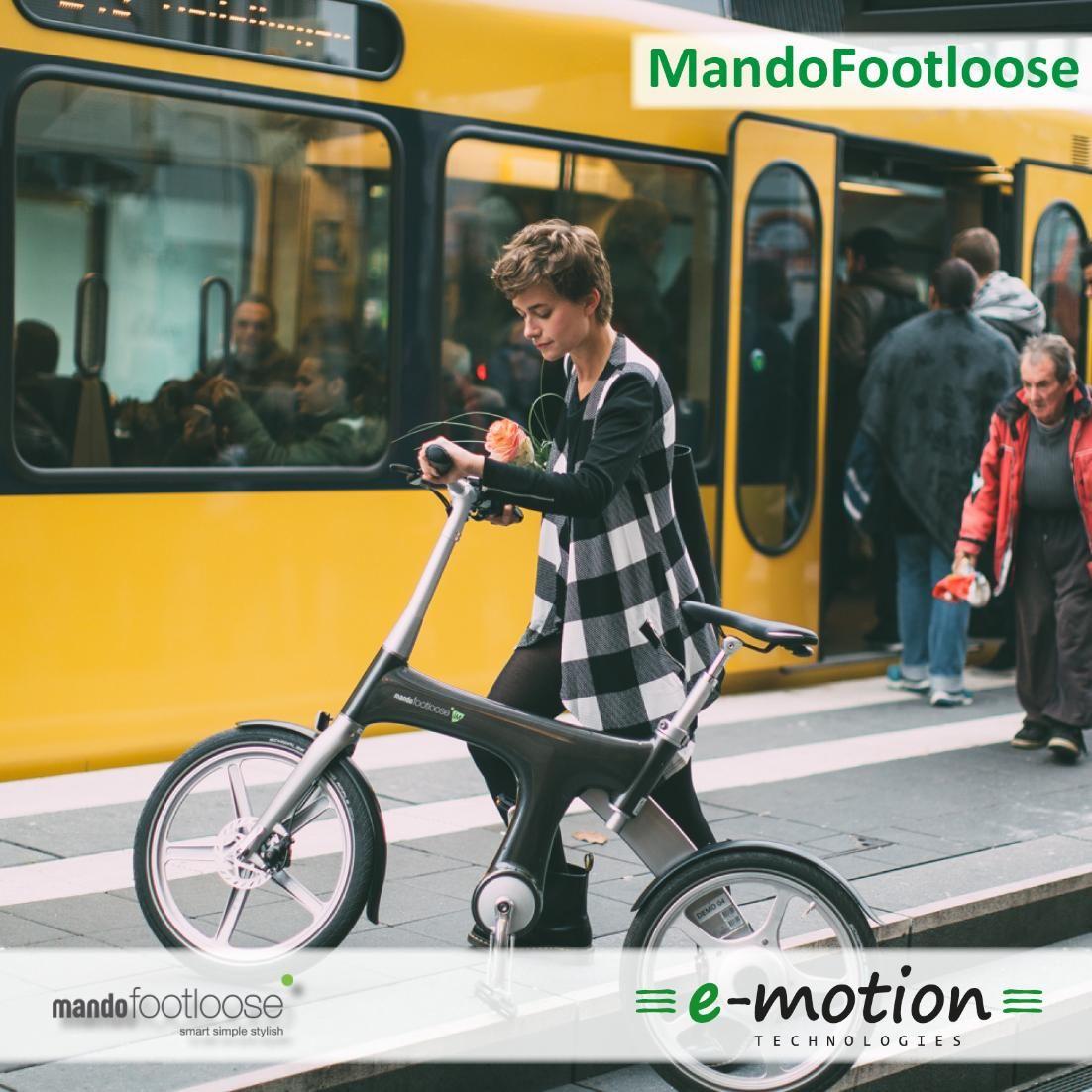 Lifestyle Hat Einen Namen Mando Footloose Das Erste E Bike Ohne Kette Sie Treten Und Generieren Dabei Strom Fur Ihren Akku Bike News Ebike Baby Strollers