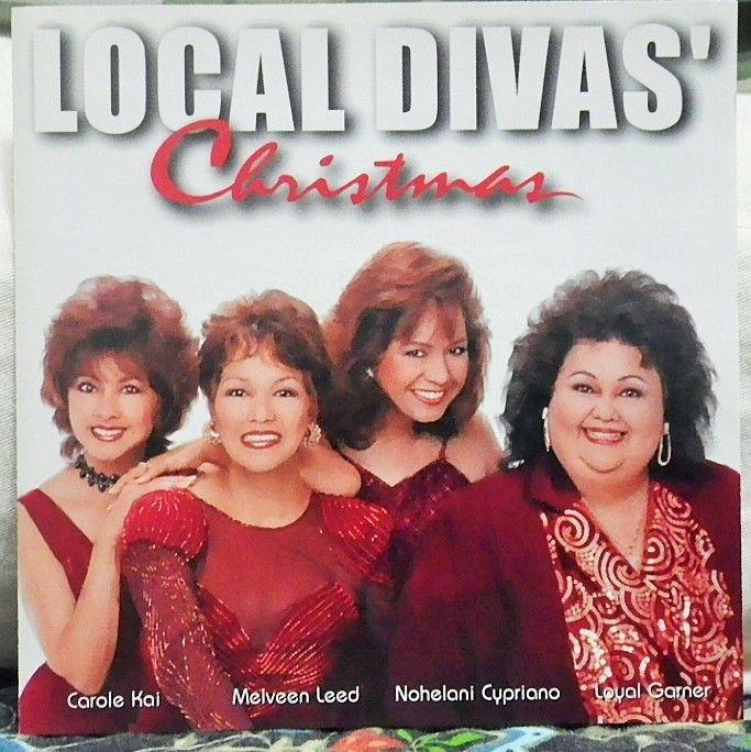 Christmas In Hawaii Movie.Local Divas Christmas By Carole Kai Melveen Leed Nohelani