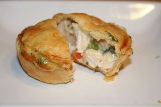 Janis Cooks: Mini Turkey Pot Pies