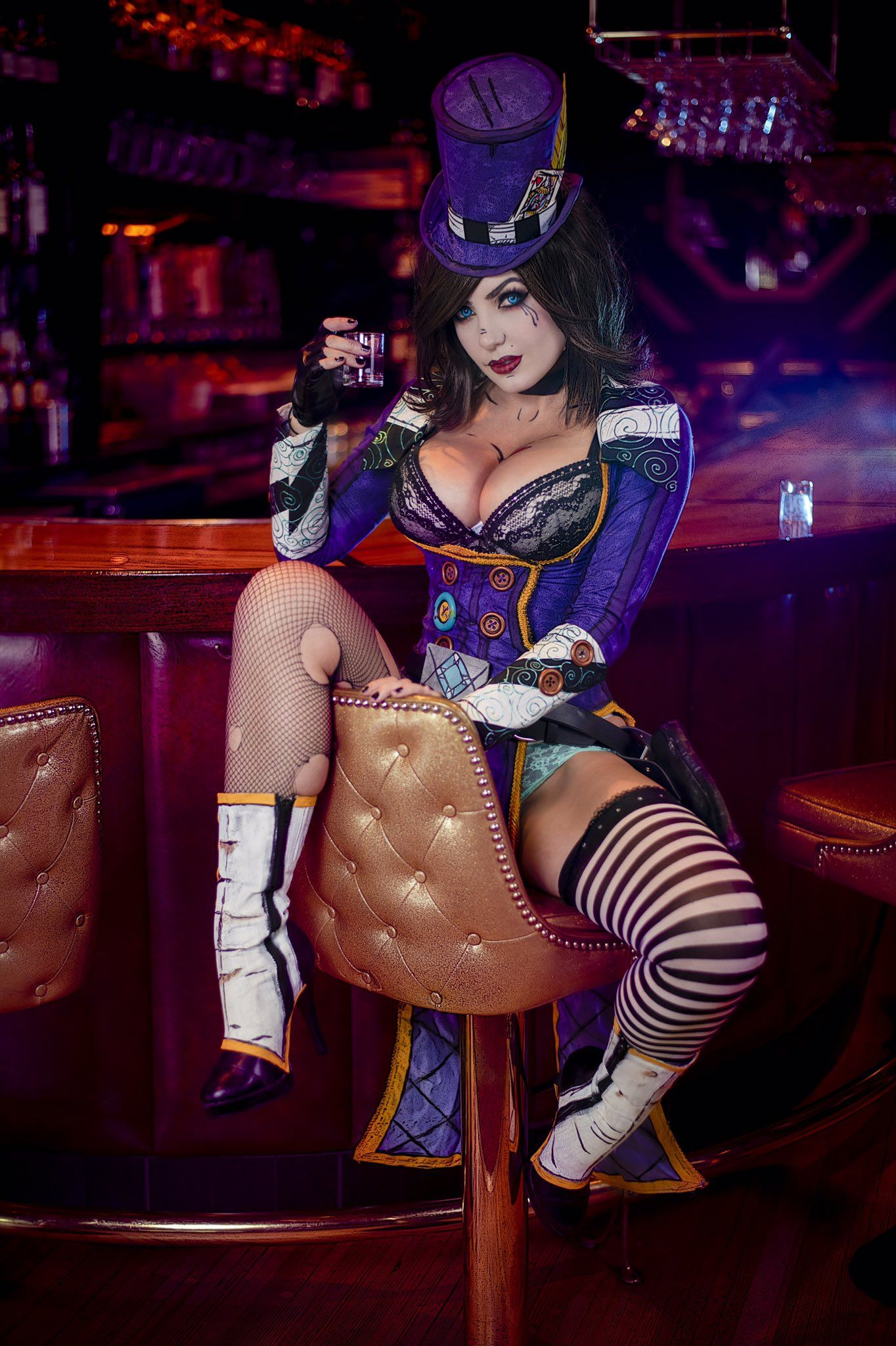 moxxi cosplay porn