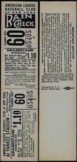 New York Yankees Home Game Schedule   Baseball memorabilia