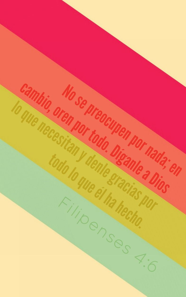 Filipenses 4:6, Versículo Biblico