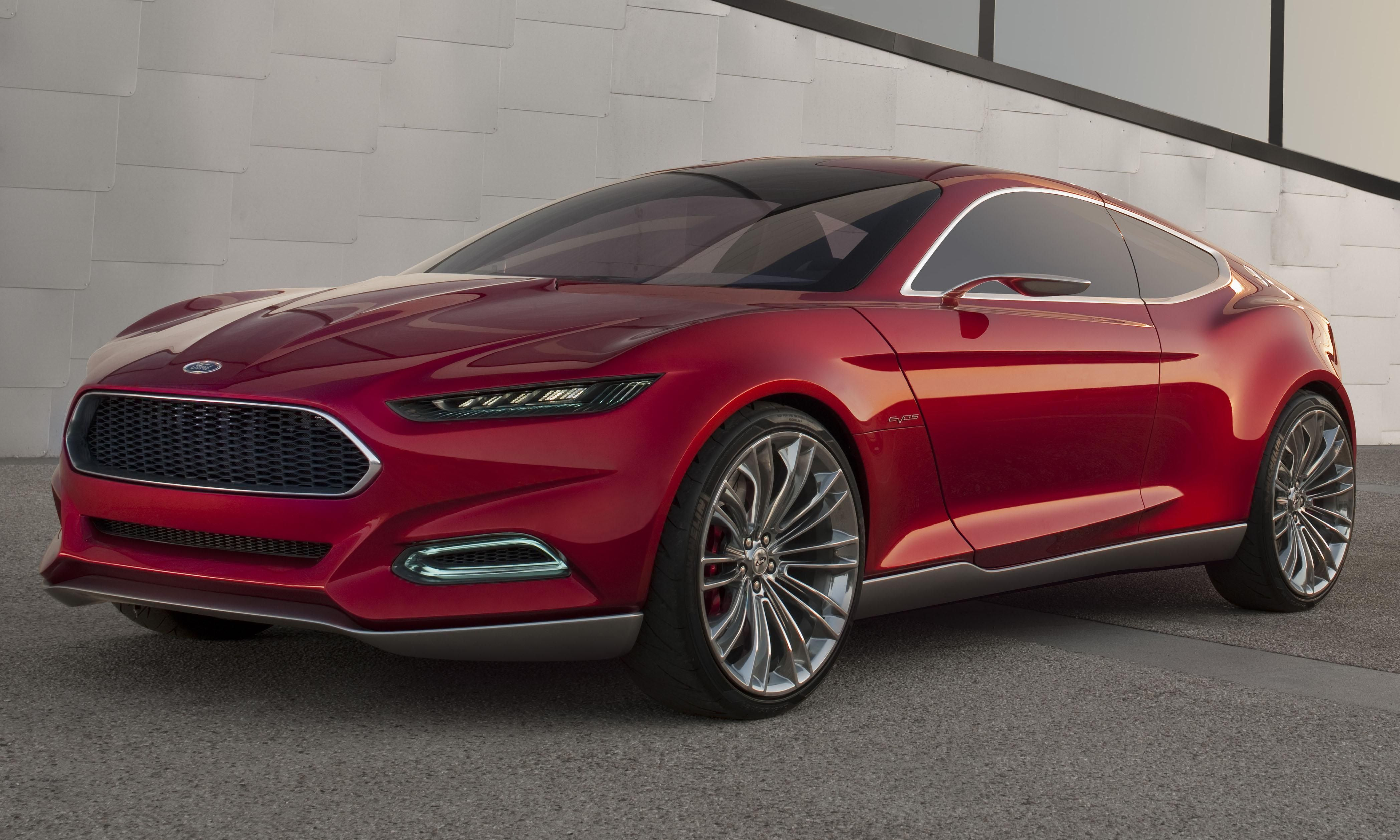 Mustangs The Next Generation Mustang Is Expected To Pull Many Design Elements