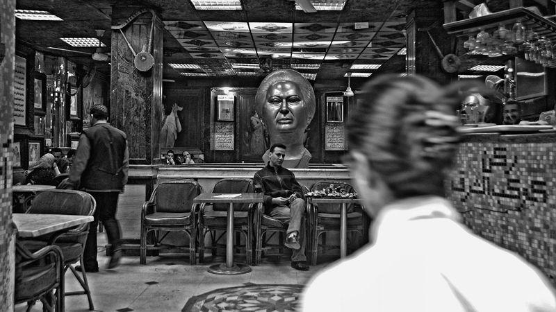 Umm Kulthum Cafe, Cairo