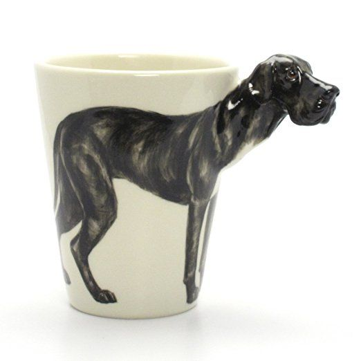 Amazon Com Great Dane Uncropped Ears Dog Ceramic Mug 00004 3d