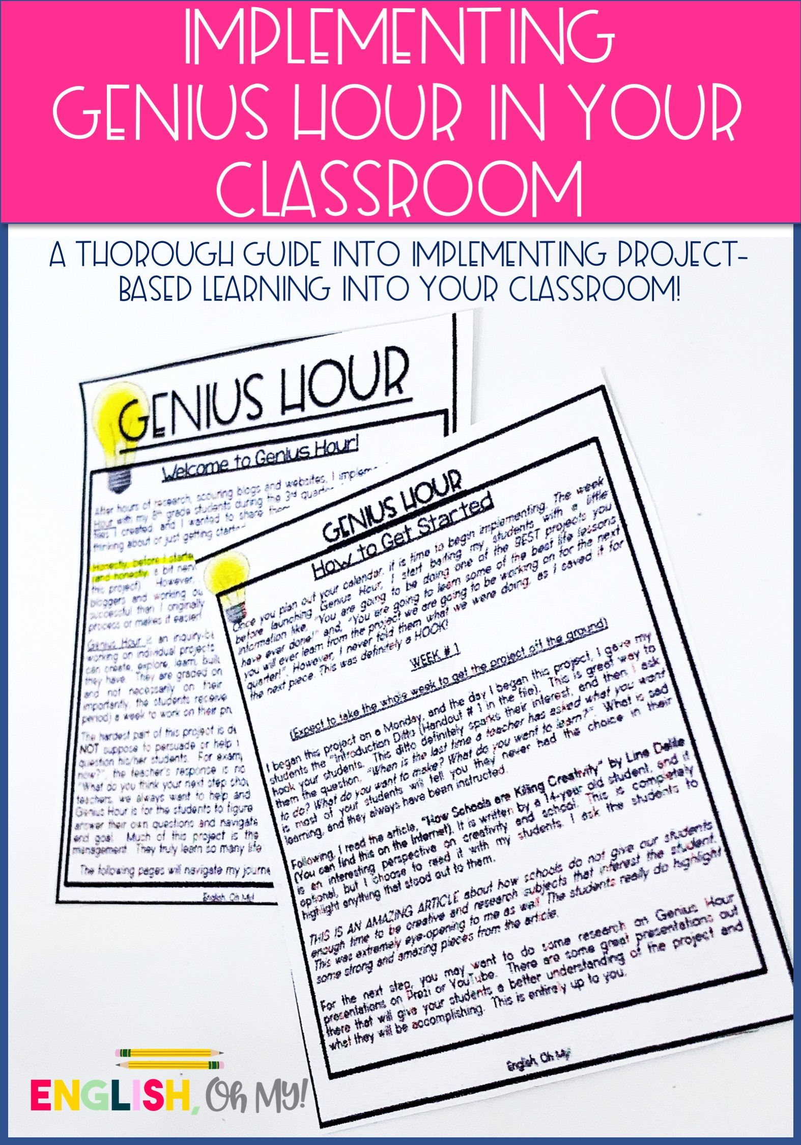 Genius Hour Amp Inquiry Based Learning