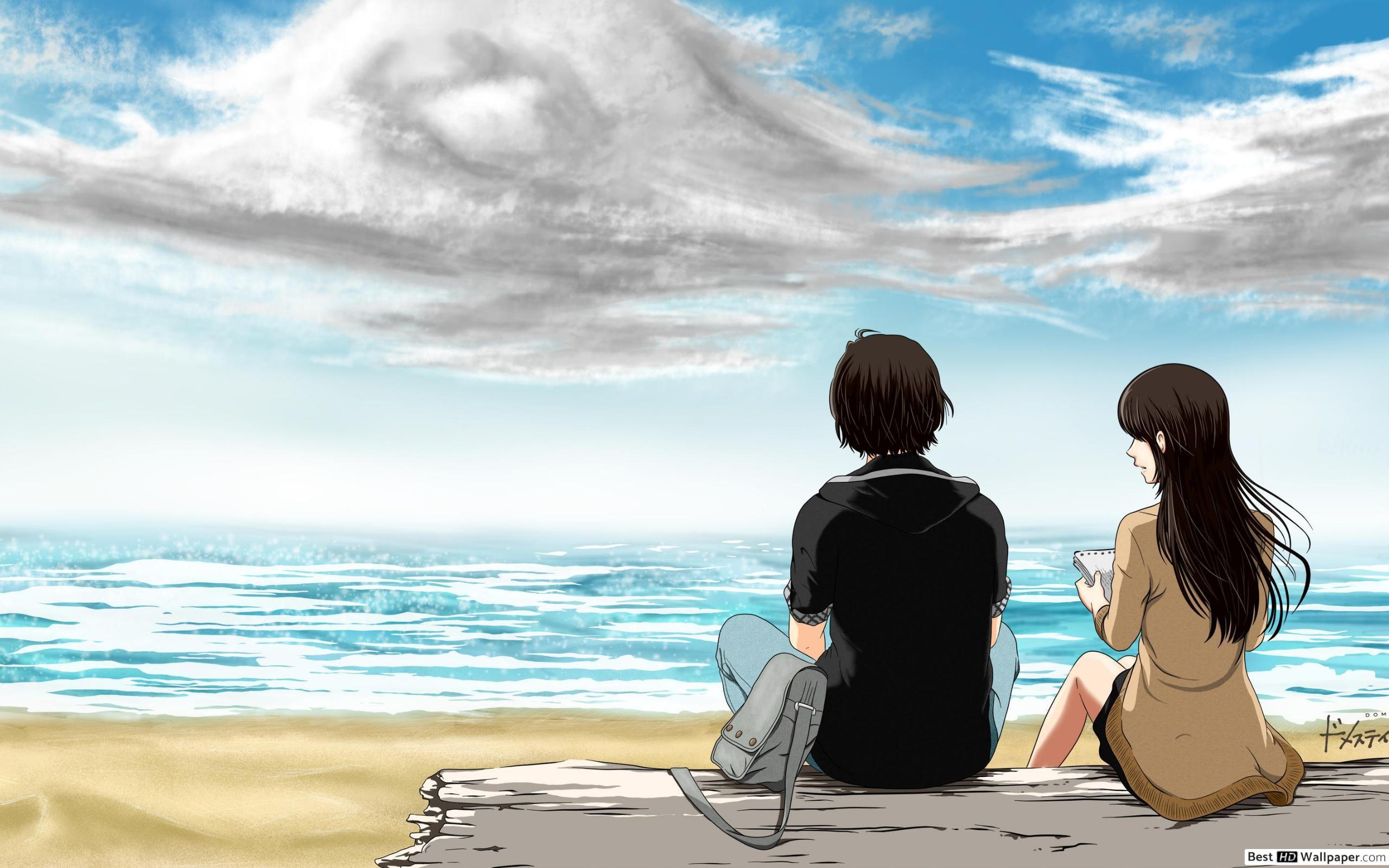 Domestic Girlfriend Episode 3 Anime Episodes Anime