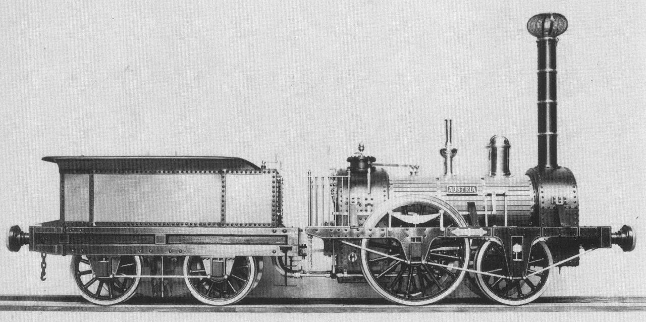 The First Railroads and Trains in the U.S. and the World