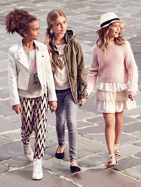 Kids Girls Size 8 14y Accessories Hm Us Mini Style Kids