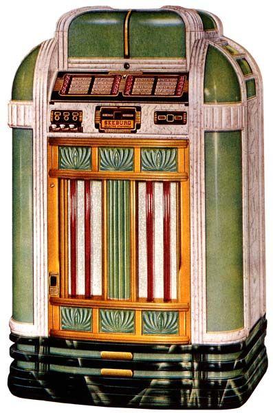 1940-Seeburg Colonel -  perfect for the billiard or cigar room