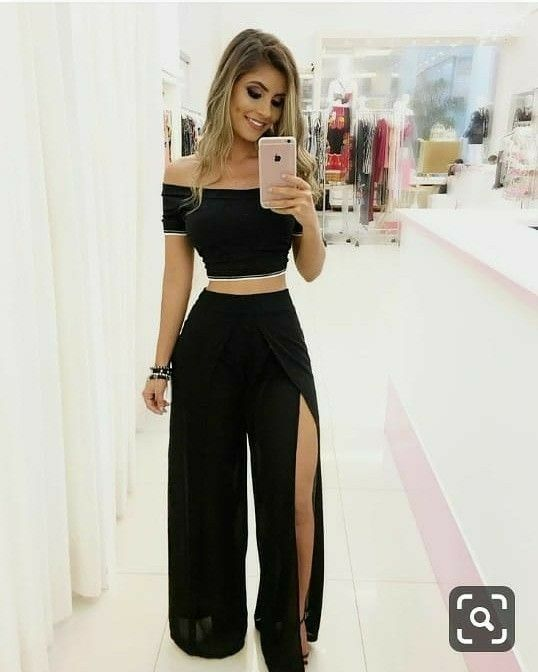 Conjunto W S In 2020 Jumpsuit Fashion Fashion Clothes Women Womens Fashion Work Outfits