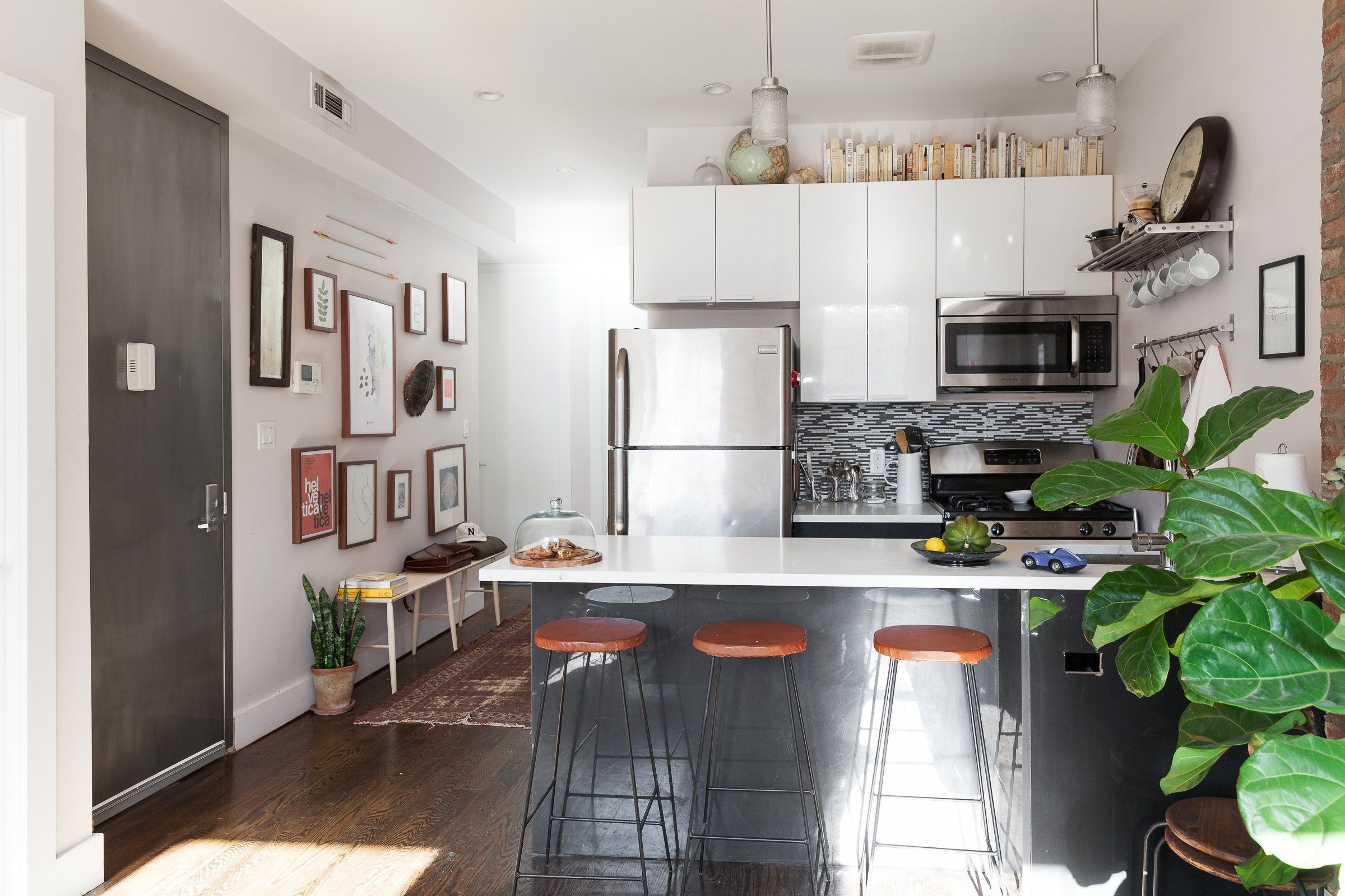 How renters made the most of their kitchens rental kitchen