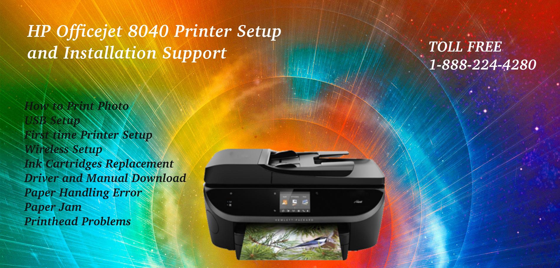123 Hp Com Oj8040 Quick Hp Officejet 8040 Printer Setup Hp Officejet Printer Paper Handling