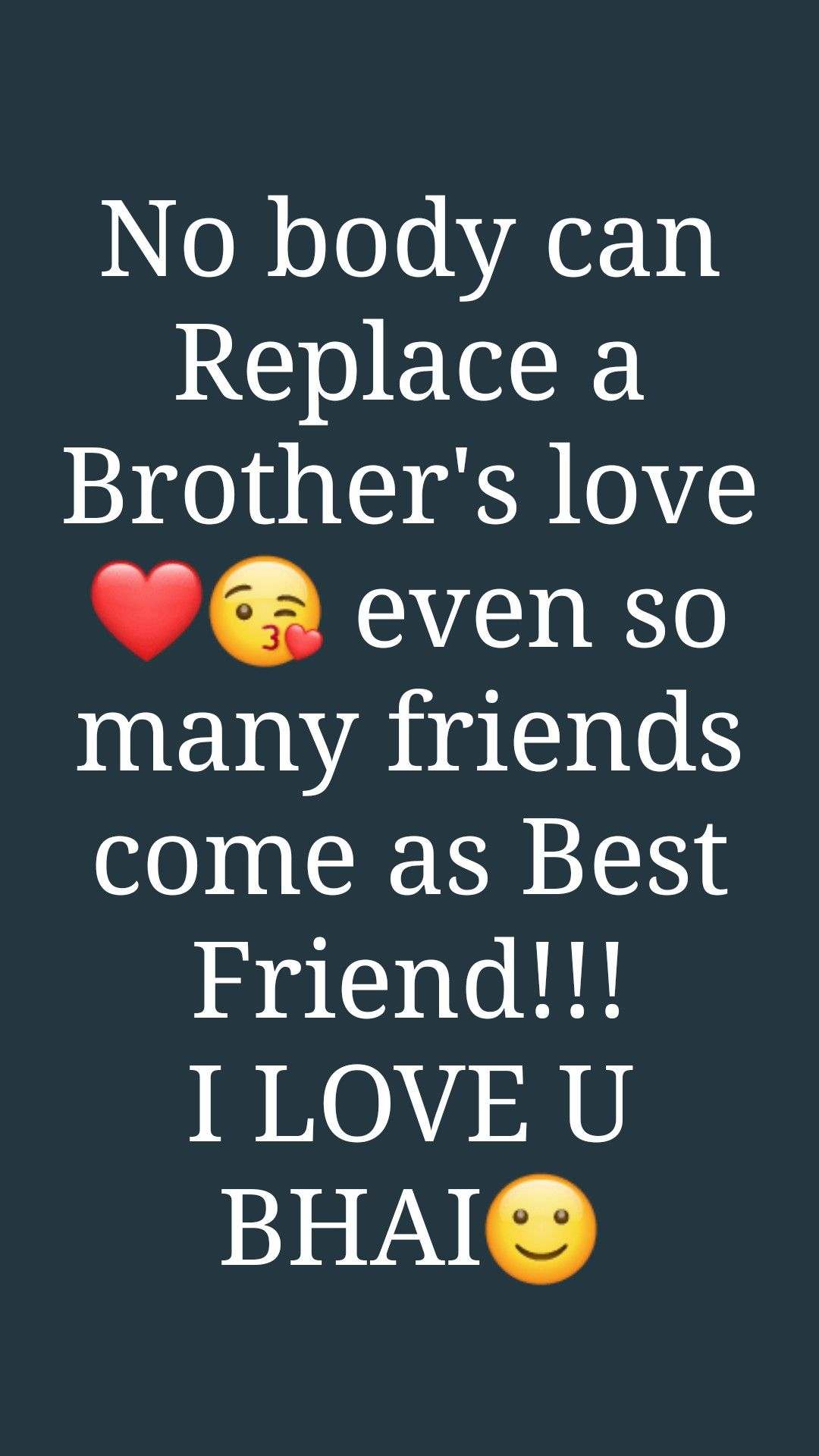 Shrey♥️♥️ | Sister quotes funny, Brother quotes, Sister ...