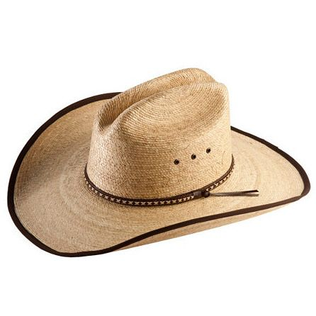 9d7a9291 Jason Aldean Hicktown Straw Cowboy Hat Resistol | stuff | Cowboy ...
