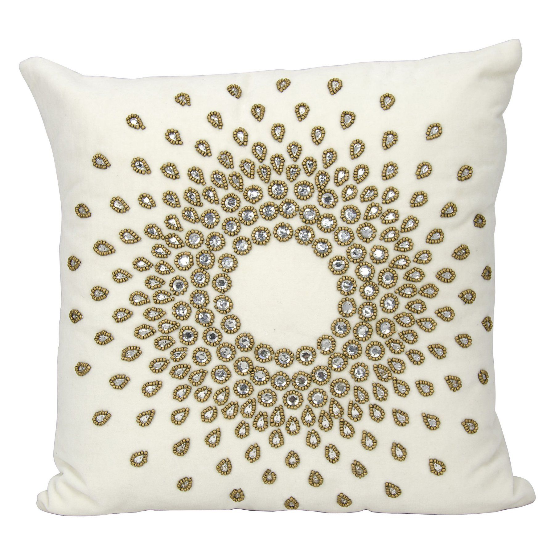 Couture Luster Pillow A0140 - 798019031756