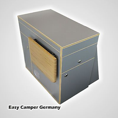 Kuechenblock Easy Camper Germany Universell Fuer Alle