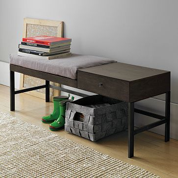 Super Idea For A Coffee Table Ottoman Combo In My Skinny Living Ncnpc Chair Design For Home Ncnpcorg