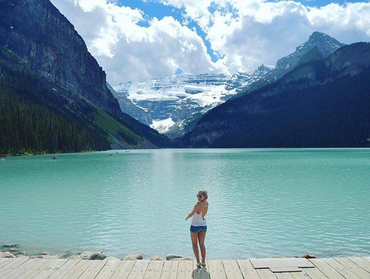 Photo of Lake Louise Alberta Canada |  @Lucykg