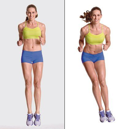 This toning plan sculpts your butt and legs while challenging your core and zapping fat too.