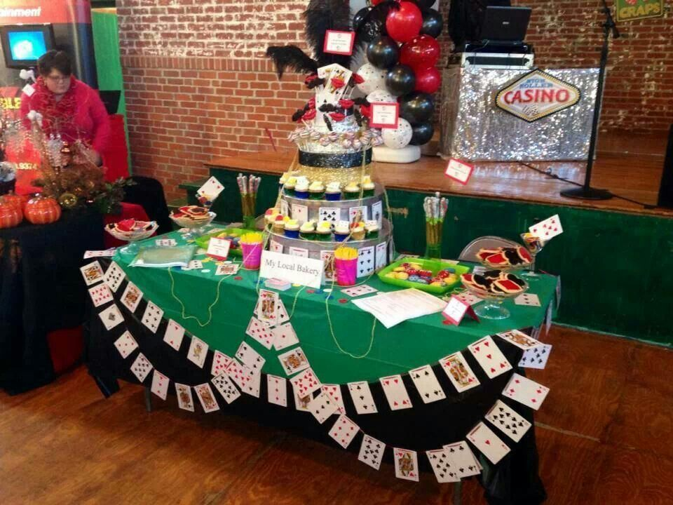 Pin By Arlene Banouvong On Diy Casino Party Poker Party