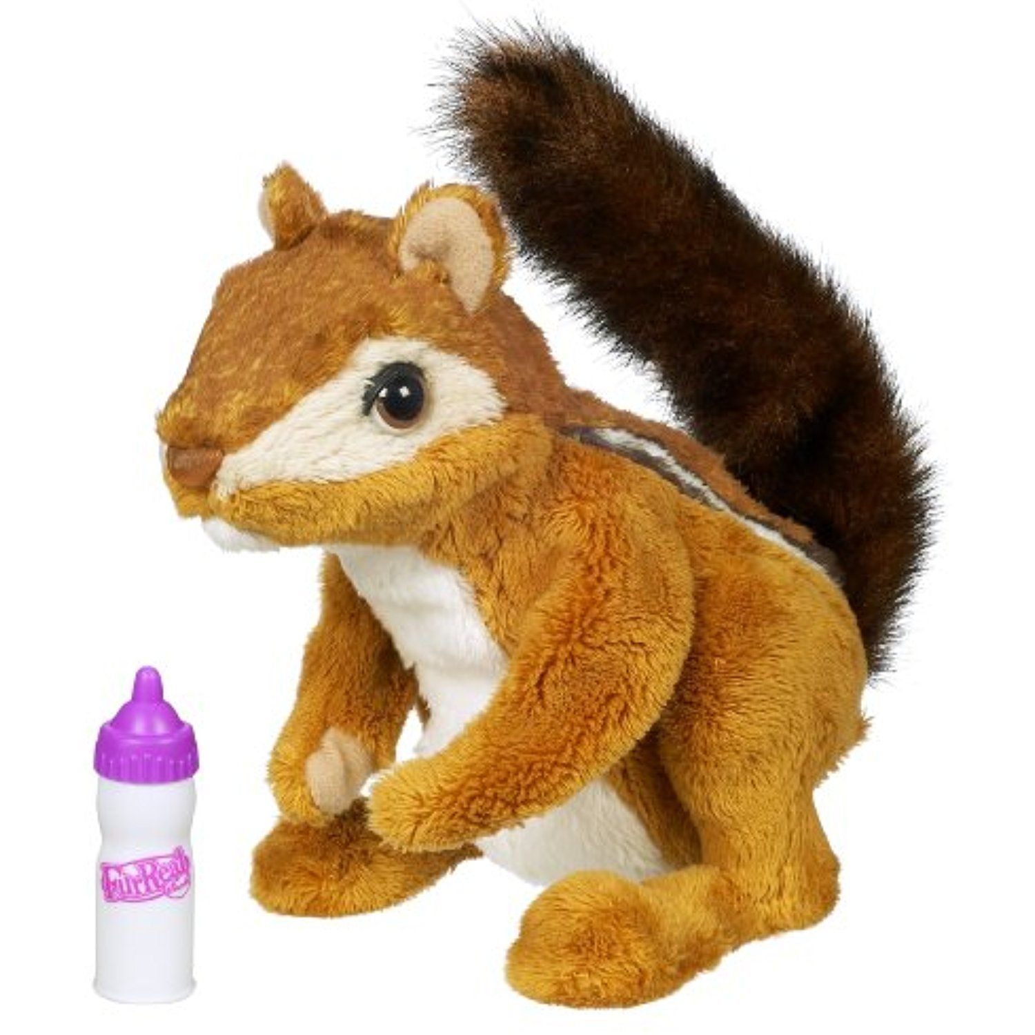Furreal Friends Newborn Chipmunk Toy Want Additional Info Click On The Image This Is An Affiliate Link Kidselectronic Fur Real Friends Chipmunks Toys