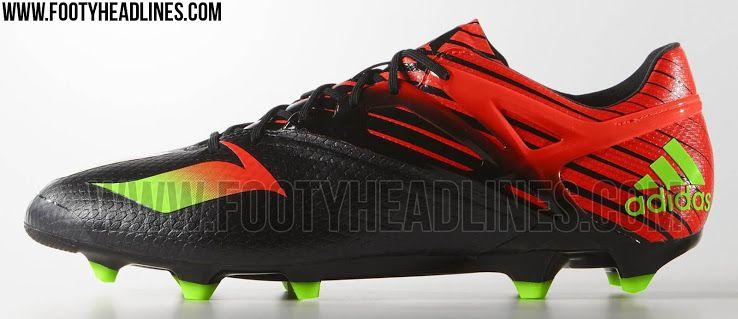 zapatos adidas de futbol 2015