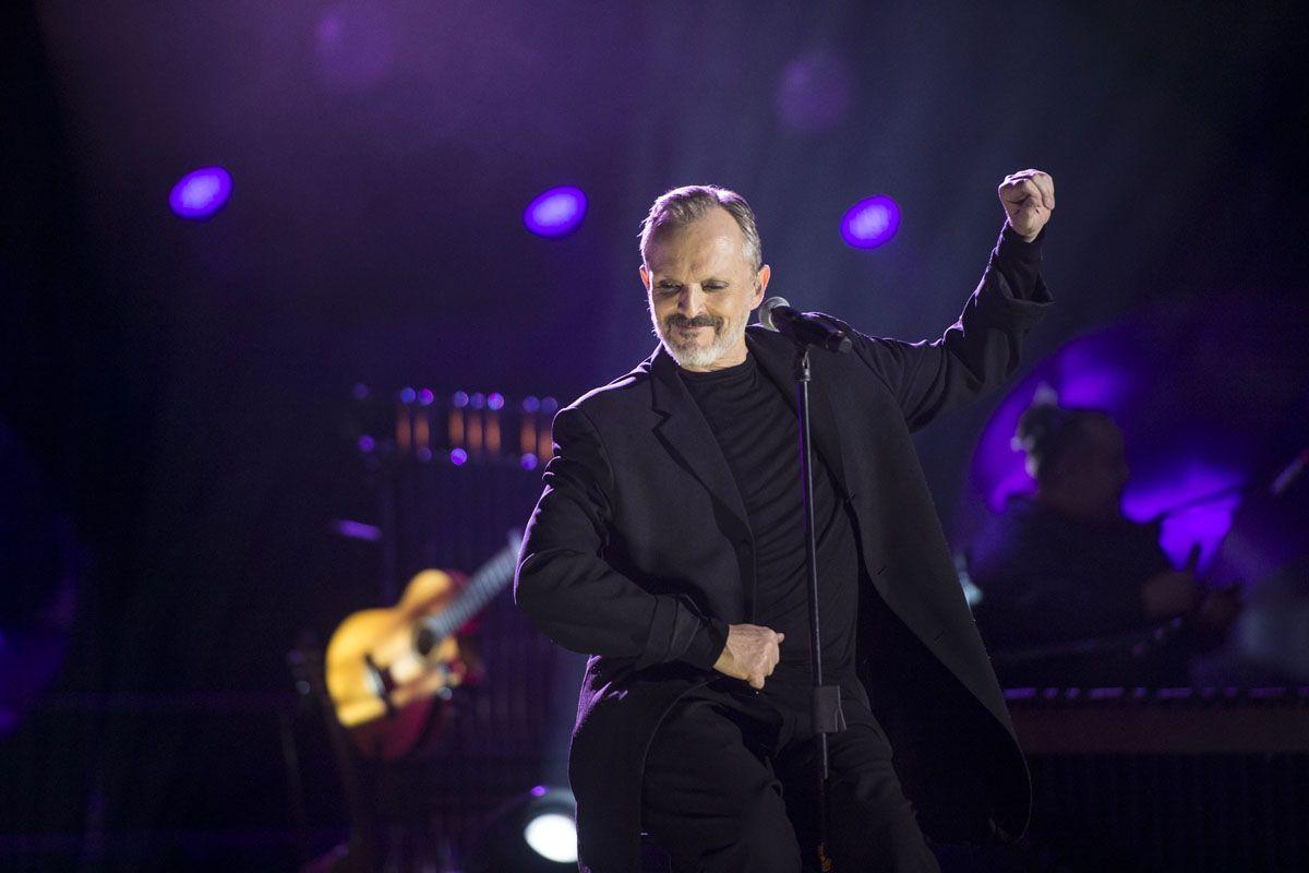 Bosé: MTV Unplugged, un acustico con madurez