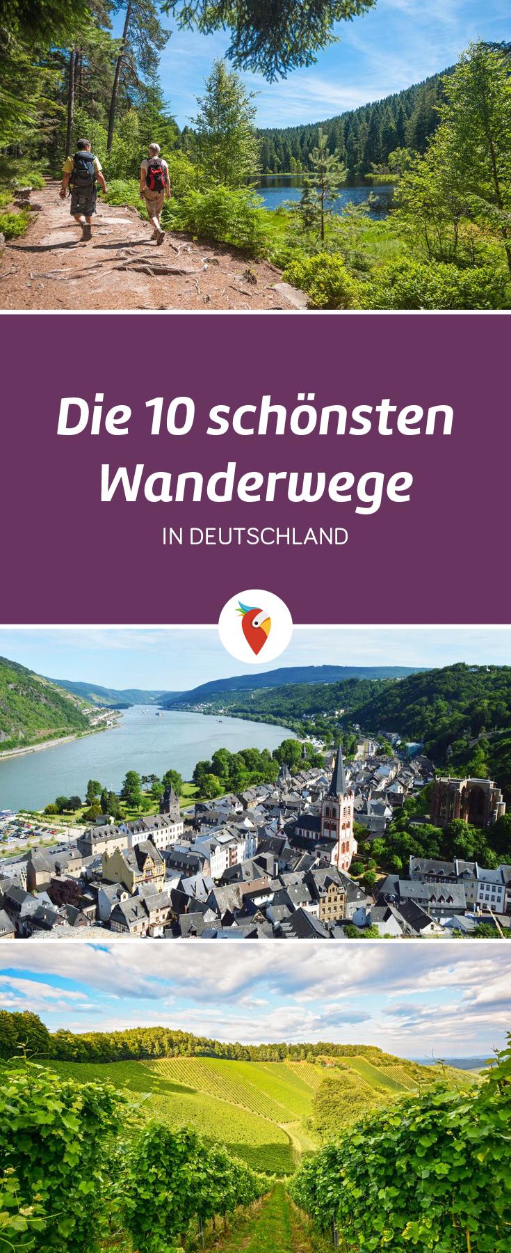 Experimente unas vacaciones de senderismo en Alemania