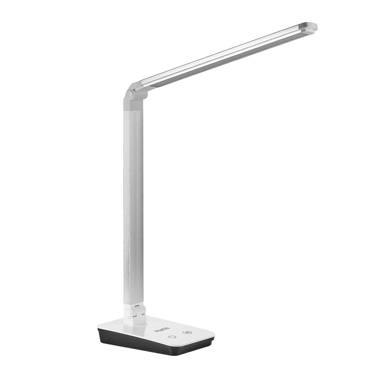 Hami dimmable led desk lamp 4 lighting modes 13w eye caring hami dimmable led desk lamp 4 lighting modes 13w eye caring stepless dimming aloadofball Choice Image