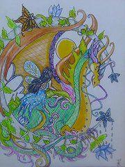 Terri Allbright - Dragons Envy