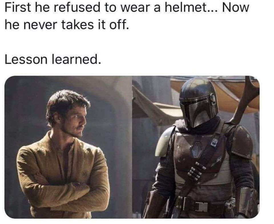 A Collection of the Best The Mandalorian Memes | Mama's Geeky