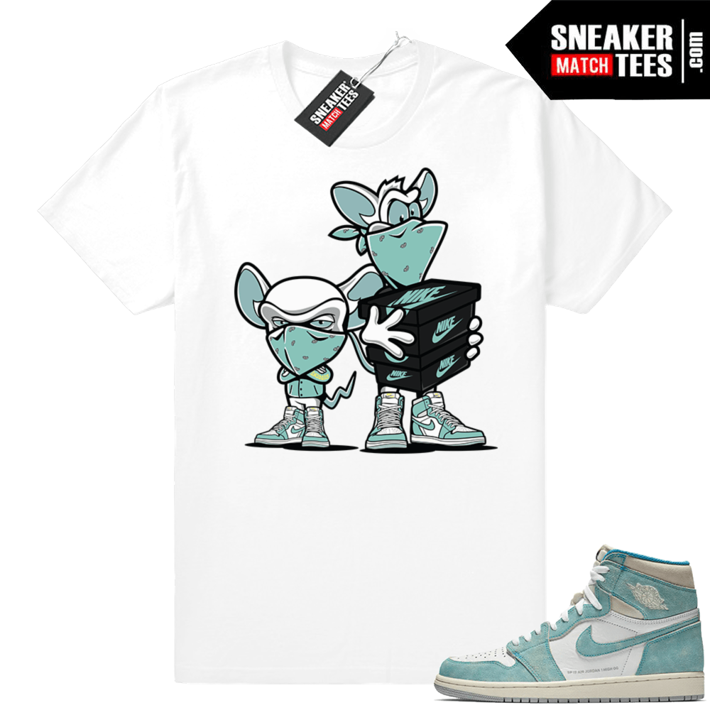 aea9c89c9ca Turbo Green Jordan 1 - Jordan Sneaker Match Clothing Shop in 2019 ...